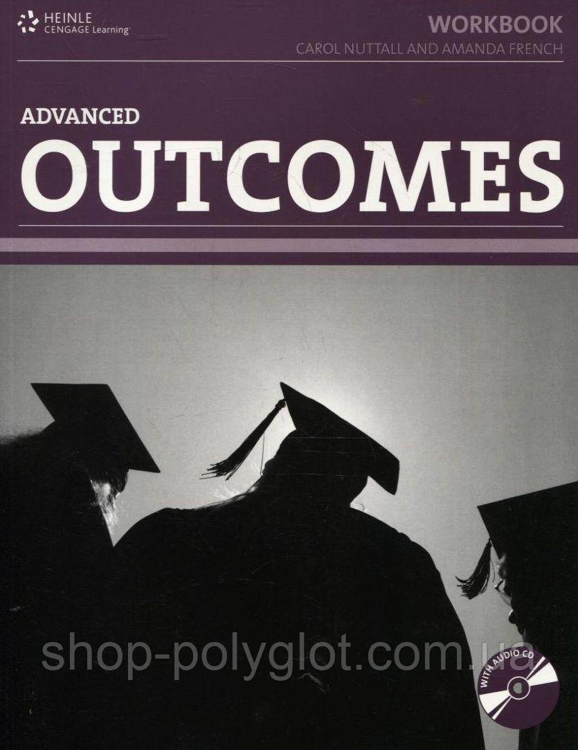 Outcomes Advanced. Workbook (With Key and Audio CD)