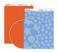 Бумага для дизайна Роса Talent А4 250г/м двухсторонняя New Year-2 5310072