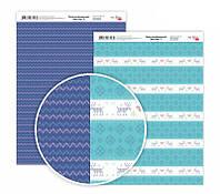 Бумага для дизайна Роса Talent А4 250г/м двухсторонняя New Year-3 5310073