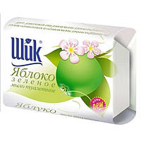 Мыло туалетное Шик 70гр Яблоко 360617
