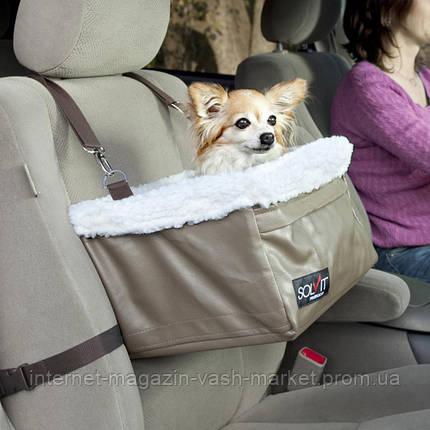 Автомобильная сумка для транспортировки животных PET BOOSTER SEAT, фото 2