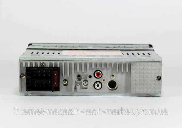 Автомагнитола MP3 1185 съемная панель, фото 2