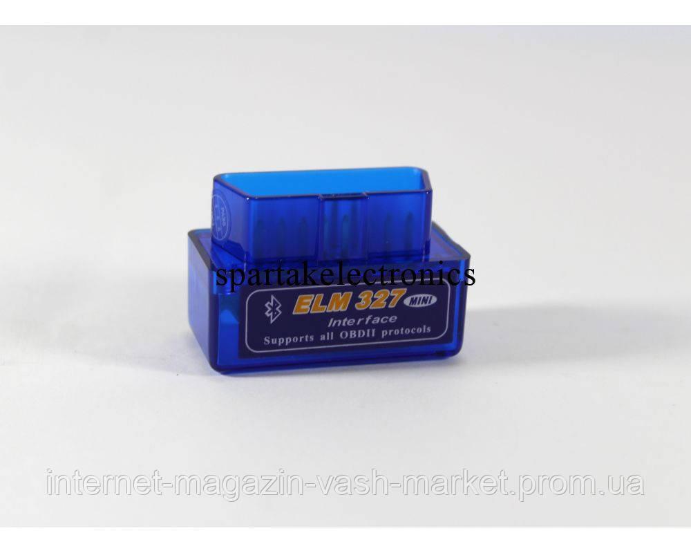 OBD2 ELM327 mini BT, диагностика автомобиля