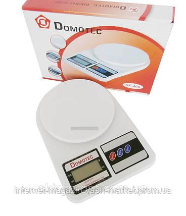 Весы Кухонные Электронные ACS SF 400 до 10kg, фото 2