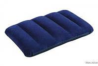 Подушка надувная велюровая 68672 Intex