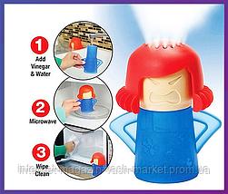 Очиститель для микроволновки Microwave Cleane, Качество, фото 3