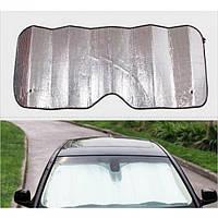 Солнцезащитная шторка для авто штора 60 х 130 см