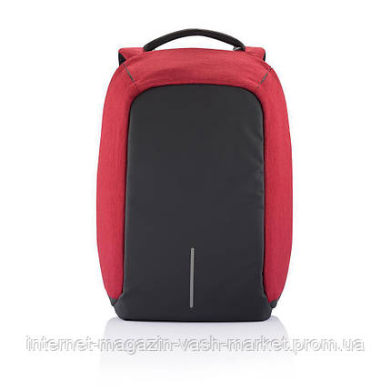 Рюкзак Bobby Антивор с USB портом, Новинка, фото 2