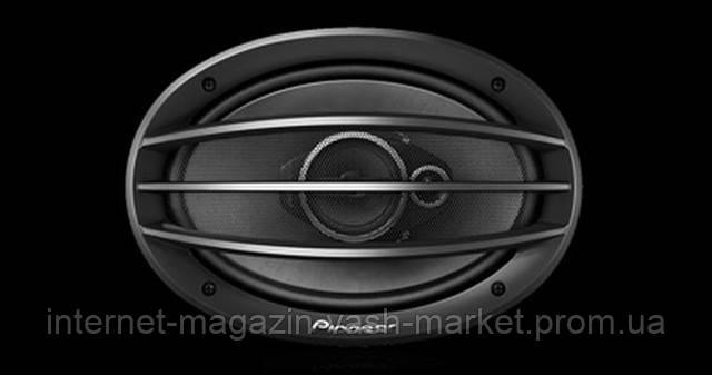Автоколонки Pioneer TS 6964, колонки в автомобиль, автоакустика, фото 2