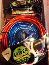 Комплект проводов для подключения усилителя Комплект проводов для подключения усилителя BOSCH 8, фото 3
