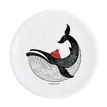 Красивая тарелка «Такса» 25 см стеклокерамика (Luminarc), фото 3