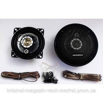 Автомобильная акустика, колонки MEGAVOX MAC-4836L (220 Вт) 3х полосные, фото 2