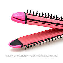 Плойка-щипцы для волос 3 в 1 Nova NHC-9902, Качество, фото 2