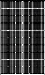 Солнечная батарея Perlight Solar PLM-310M-60 (5BB)