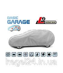 """Чехол-тент для автомобиля """"Basic  Garage"""" размер L2 Hatchback/kombi ОРИГИНАЛ! Официальная ГАРАНТИЯ!"""