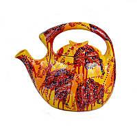Семейный чайник-заварник Львовская керамика 3 л 386