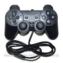 Джойстик для PC и PS2 DualShock USB+PS2 706 U+P, Качество
