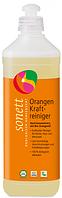 Sonett органічний, помаранчевий розчинник жирів. 0,5л. Концентрат.