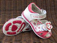 Р.21,23 детские босоножки b&g (little deer) №LD180-707, фото 1