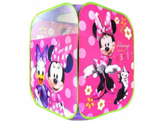 Детская игровая палатка Минни Маус Minnie Mouse, домик для игр