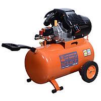 Компрессор Limex expert DVC-50450-2.5 + В ПОДАРОК Набор пневмоинструмента,  ресивер 50л, 450 л/мин, 8 бар