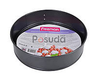 Форма разъемная для выпечки Fissman 24x6,8 см