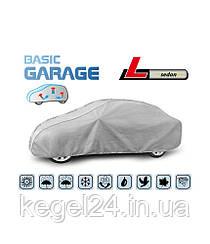 """Чохол-тент для автомобіля """"Basic Garage"""" розмір L Sedan"""