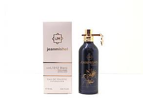 Мужской парфюм Jeanmishel Love Eau De L.12.12 Blanc (Жанмишель Лав Бланк) 90 мл