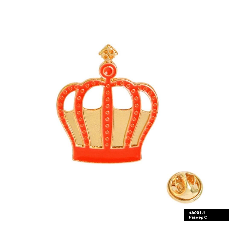#А001.1 - Алиса в стране чудес Корона красная