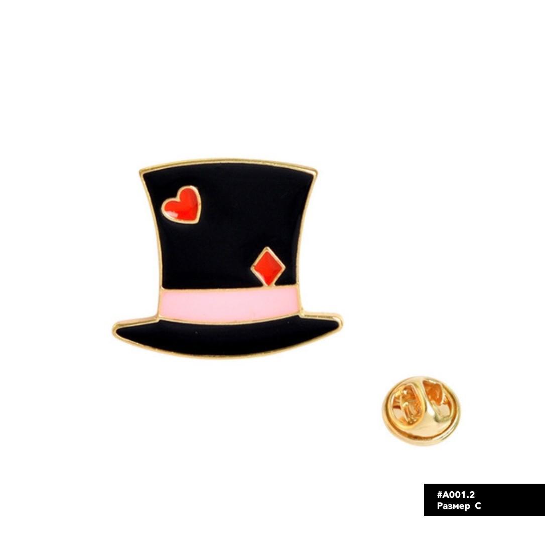 #А001.2 - Алиса в стране чудес Шляпа цилиндр