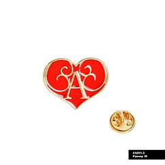 #А001.3 - Алиса в стране чудес Сердце
