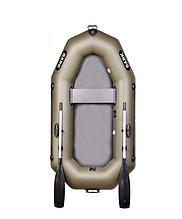 Одноместная надувная гребная лодка Bark B-220