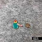 #А001.10 - Алиса в стране чудес Флакон, фото 4