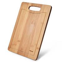 Разделочная доска Fissman бамбуковое волокно 28x18 см 8769