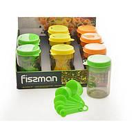 Набор мерных емкостей из пластика Fissman 7526