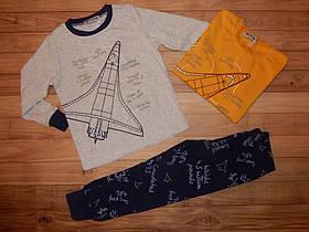 Детская пижама для мальчика Ракета 6