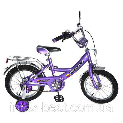 Детский велосипед PROFI 14д. (арт. P 1448 A), фото 2