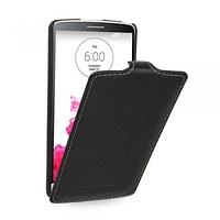 Кожаный чехол (флип) TETDED для LG G3 чёрный, фото 1