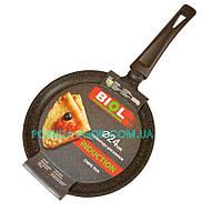 Сковорода блинная индукционная с антипригарным покрытием 26 см 26083I