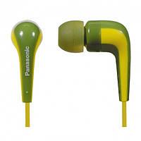 Наушники Panasonic HJE-140 green