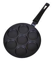 Сковорода-оладница Биол 24 см