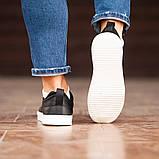 Мужские кроссовки South Greer Black, классические кожаные кроссовки, мужские кожаные кеды , фото 7