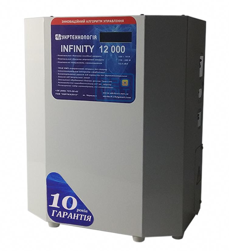 Стабилизатор напряжения  НСН-12000 INFINITY