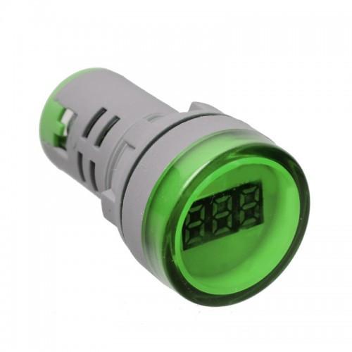Вольтметр цифровой 220 В COLARIX AKO-ACV-220