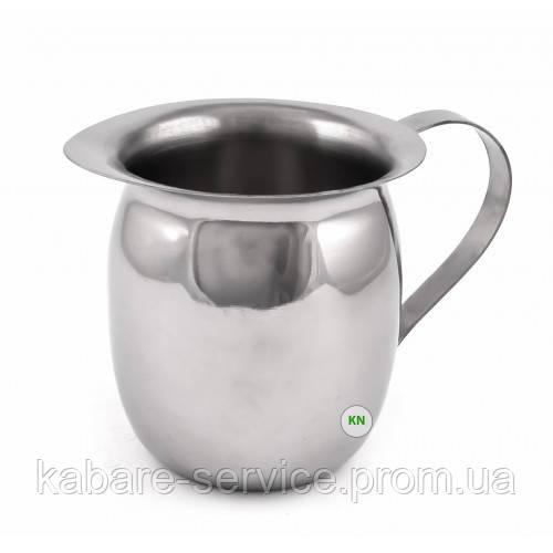 Молочник-питчер-джаг 300 мл (нержавеющая сталь)