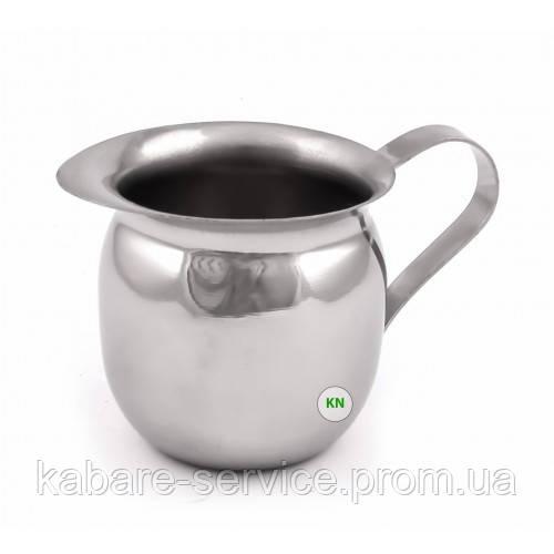 Молочник-питчер-джаг 150 мл (нержавеющая сталь)