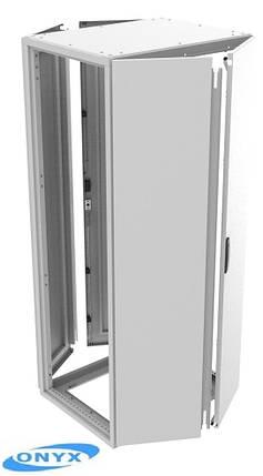 Шкаф ONYX ШН221008/2ДC IP40 (2200х1000х850мм), фото 2