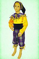 Гном в желтом. Детские карнавальные костюмы