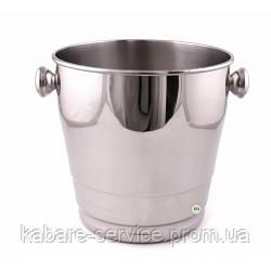 Ведро для охлаждения вина, 5.3 л, нержавеющая сталь