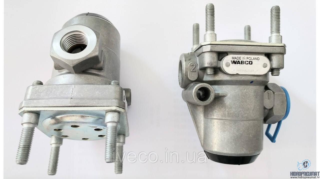 Клапан ограничения давления КПП AS Tronic DAF MAN Iveco 4750150610 4213559312 42541044 81326906016